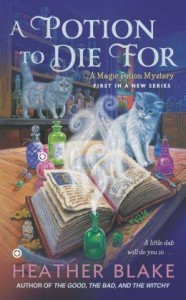 a potion to die for November