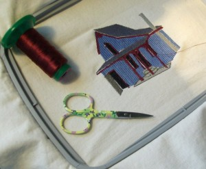 Willow cottage embroidery2