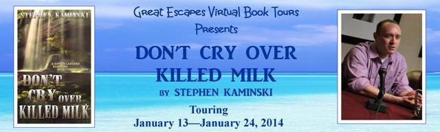 great escape tour banner large DON'T CRY OVER KILLED MILK 640