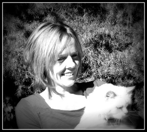 Toman Author Photo BW Border