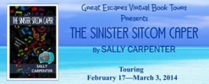 great escape tour banner large sinister sitcom caper large banner338