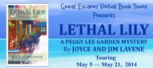 LETHAL LILY large banner304