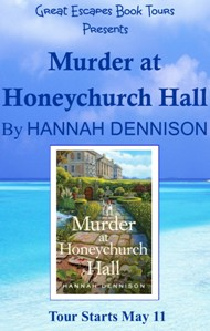 murder at honeychurch hall SMALL BANNER