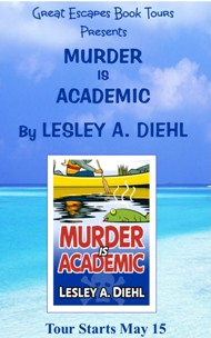 MURDER IS ACADEMIC SMALL BANNER