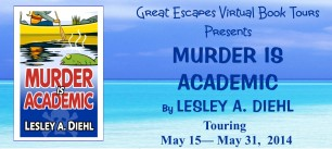 MURDER IS ACADEMIC large banner310