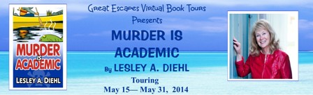 MURDER IS ACADEMIC large banner448