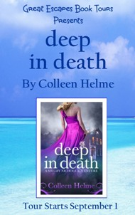 DEEP IN DEATH  SMALL BANNER