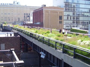 High Line courtesy Wiki Commons