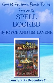 SPELL BOOKED SMALL BANNER