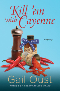 kill 'em with cayenne