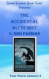 the accidental alchemist  SMALL BANNER