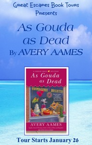 AS GOUDA AS DEAD SMALL BANNER