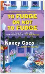 To Fudge or not to fudge_snipped cover