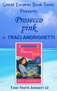 prosecco pink small banner