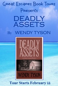DEADLY ASSETS SMALL BANNER