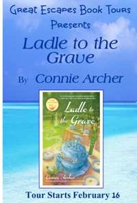 ladle to the grave SMALL BANNER