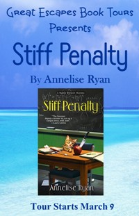 STIFF PENALTY SMALL BANNER