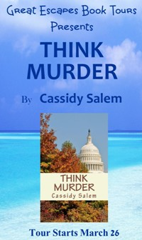 THINK MURDER SMALL BANNER
