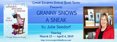 granny snows a sneak large banner448