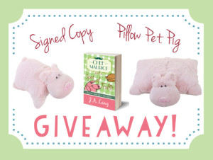 Chef Maurice Book 1 Giveaway