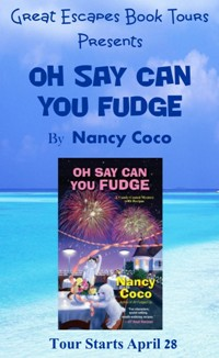 OH SAY CAN YOU FUDGE SMALL BANNER