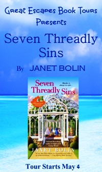 SEVEN THREADLY SINS SMALL BANNER