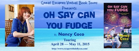 oh say can you fudge large banner448