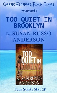 TOO QUIET IN BROOKLYN  SMALL BANNER