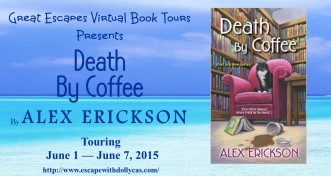 death by coffee large banner331