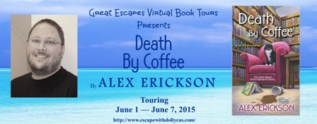 death by coffee large banner448
