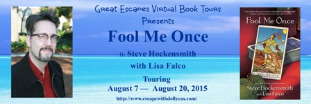 FOOL ME ONCE large banner448