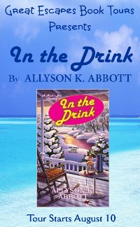 IN THE DRINK SMALL BANNER