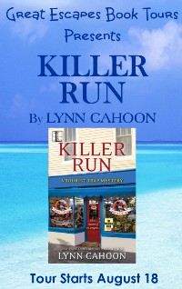 KILLER RUN SMALL BANNER