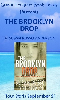 BROOKLUN DROP  SMALL BANNER