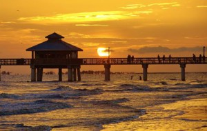 fort-myers-beach-sunset