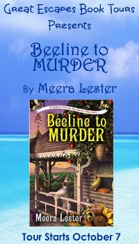 beeline to murder  SMALL BANNER