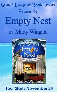 EMPTY NEST SMALL BANNER