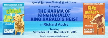 KING HARALD  large banner448