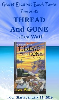 THREAD AND GONE small banner
