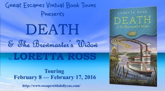 DEATH AND THE BREWMASTERS large banner331