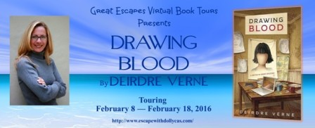 DRAWING BLOOD large banner448