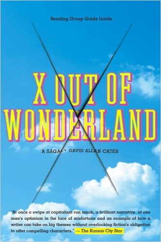 X OUT OF WONDERLAND
