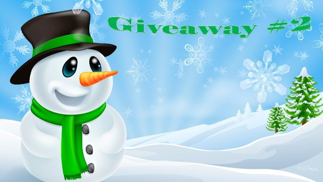 giveaway 2