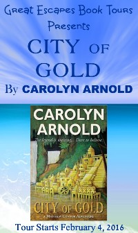 CITY OF GOLD small banner