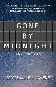 Gone by Midnight - front only