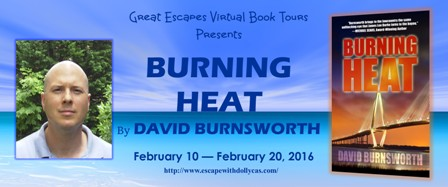 burning heat  large banner448