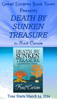 death by sunken treasure   small banner