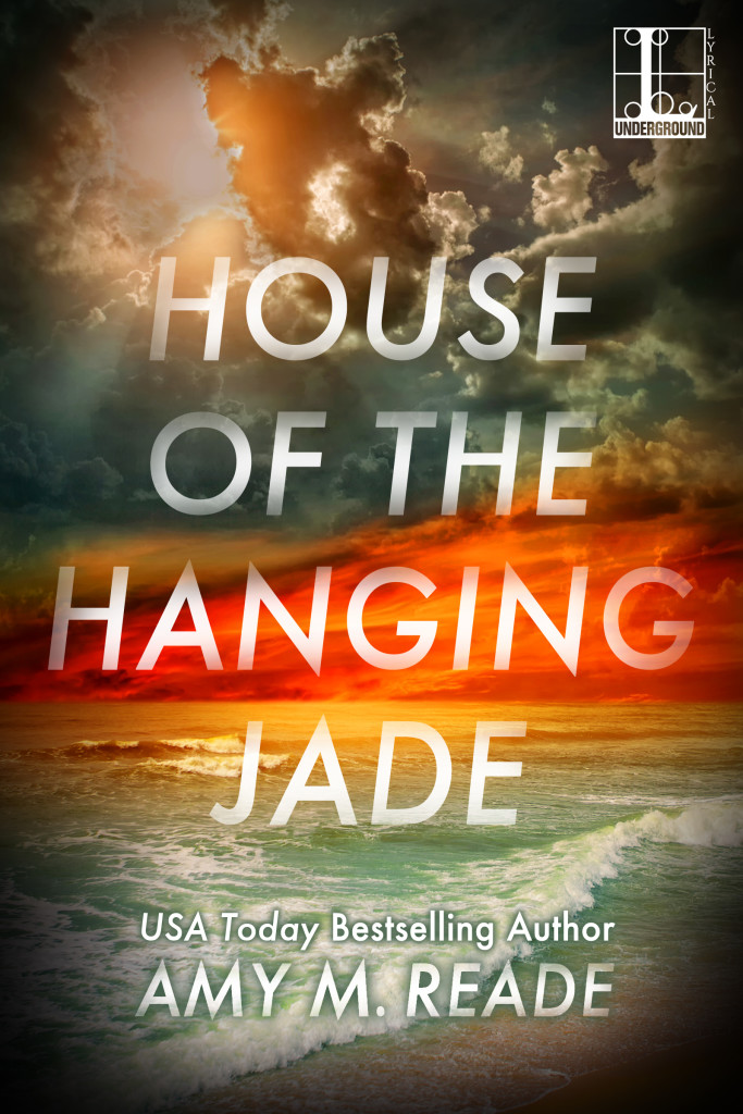 House of the Hanging Jade cover with USA Today