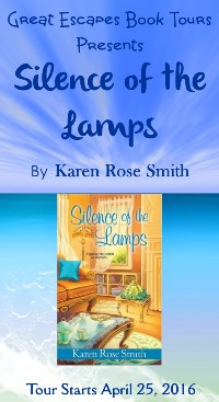 SILENCE OF THE LAMPS small banner