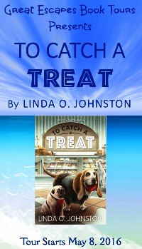 TO CATCH A TREAT small banner